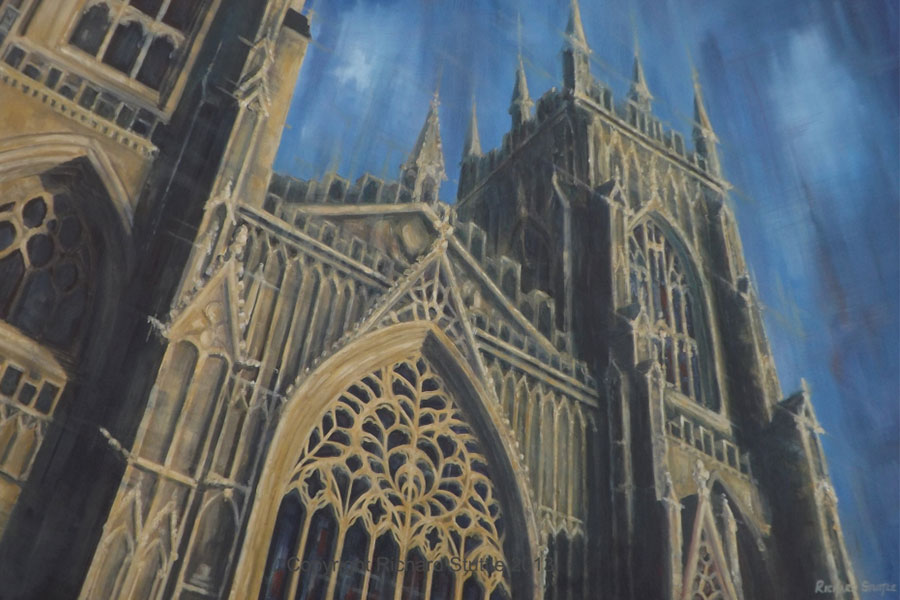 York Minster Art by Richard Stuttle