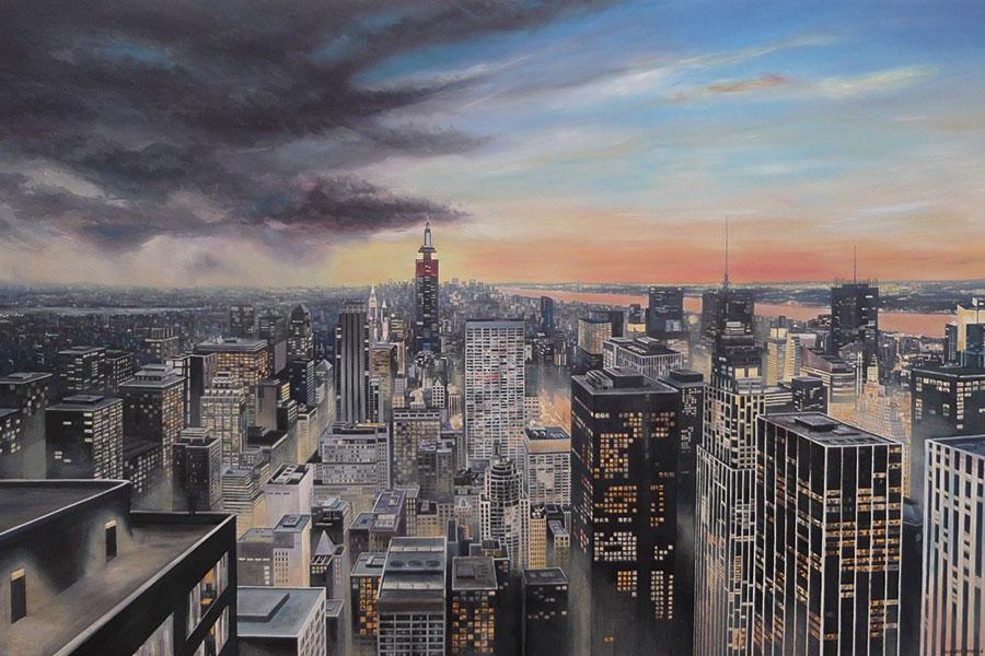 New York Art by Richard Stuttle