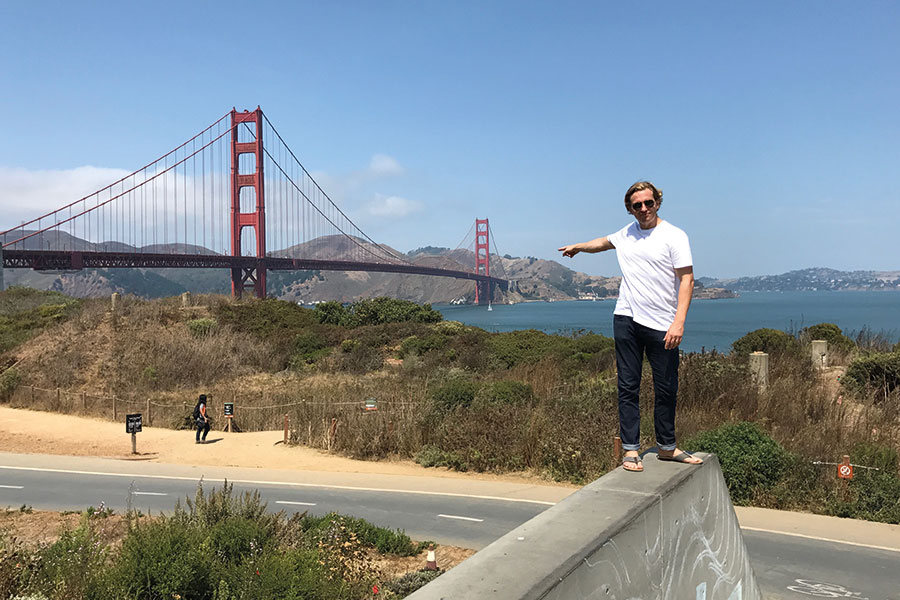 San Francisco Richard Stuttle