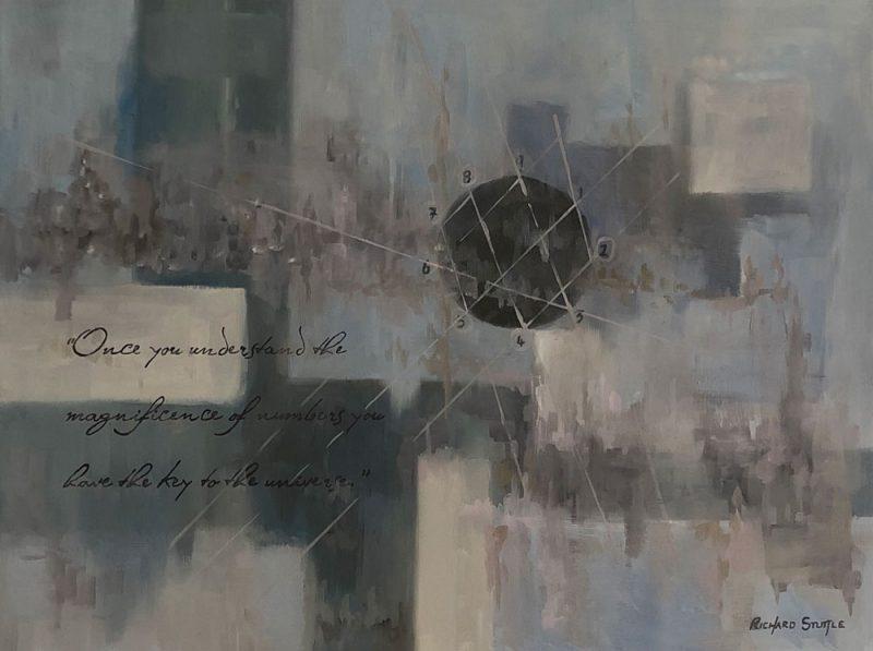 Secrets of the Universe Art by Richard Stuttle