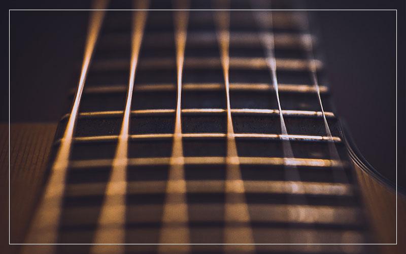 gitar strings