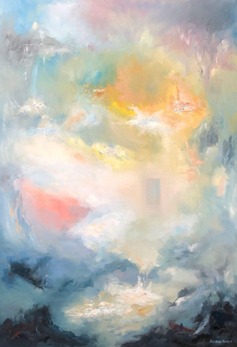 As above So below Art by Richard Stuttle