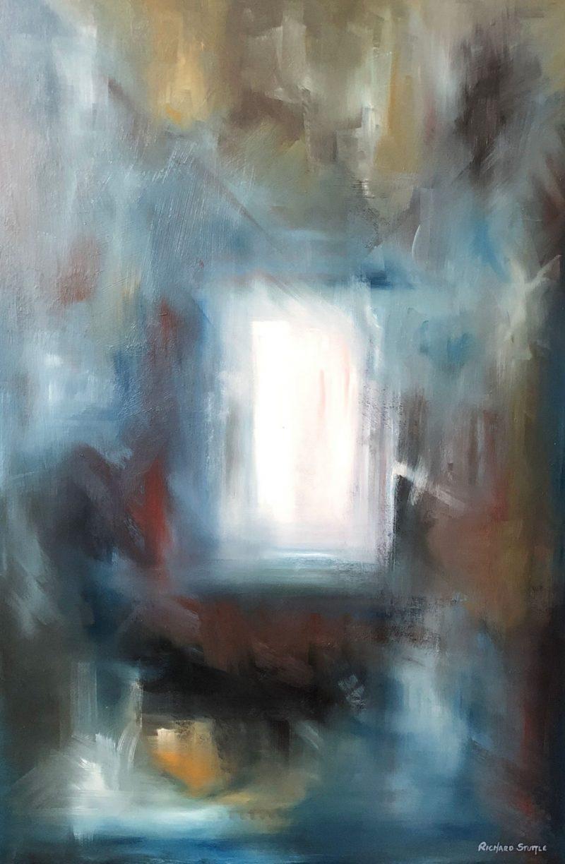 Gateway to Spirit Art by Richard Stuttle
